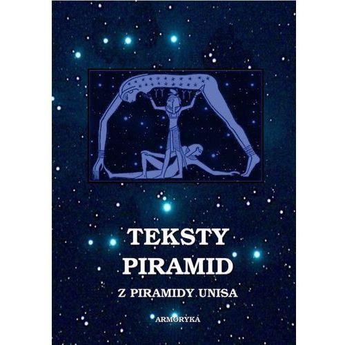 E-booki, Teksty piramid z piramidy Unisa - Nieznany