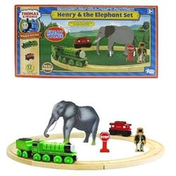 Zestaw Henry i Słoń (Henry and the Elephant Set) LC99500