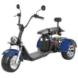 HECHT COCIS MAX BLUE SKUTER E-SKUTER MOTOR AKUMULATOROWY MOTOCROSS MOTOREK MOTOCYKL - OFICJALNY DYSTRYBUTOR - AUTORYZOWANY DEALER HECHT promocja (--36%)