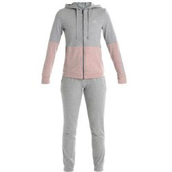 adidas Performance MARKER Dres medium grey heather/trace pink