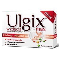 ULGIX WZDĘCIA MAX x 15 kapsułek