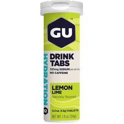 GU Energy Hydration Żywność dla sportowców Cytryna limonka 12 Stück 2018 Drinki izotoniczne
