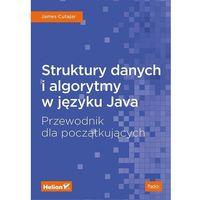 Informatyka, Struktury danych i algorytmy w języku Java. Przewodnik dla początkujących - James Cutajar (opr. broszurowa)
