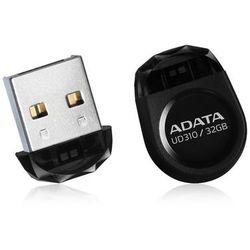 Pendrive ADATA Dashdrive Durable UD310 64GB USB2.0 Black (AUD310-64G-RBK) Szybka dostawa! Darmowy odbiór w 21 miastach!