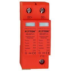 Ogranicznik przepięć FOTTON OBV26PV-C kl.II 720V DC