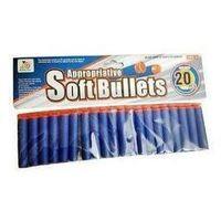 Pozostałe zabawki, Brimarex Strzałki z przyssawką 20 szt.