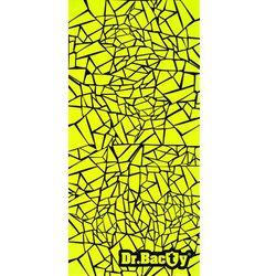 Ręcznik treningowy Dr.Bacty L Geometric Neon - Geometric