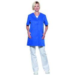 Kitel medyczny damski, rozmiar 44, niebieski | KARLOWSKY, Mara