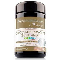 ProbioBalance ( Saccharomyces Boulardii 5mld/250g) - 30 kaps. Aliness