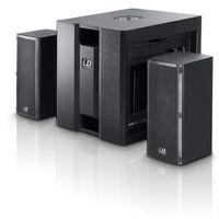 Głośniki i monitory odsłuchowe, LD Systems DAVE 8 Roadie zestaw nagłośnieniowy 150W + 2x100W Płacąc przelewem przesyłka gratis!