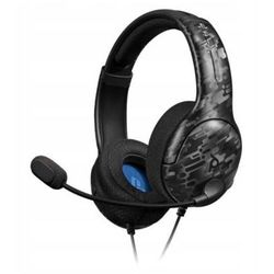 LVL 40 Wired Stereo Gaming Headset do PS4 Zestaw słuchawkowy PDP