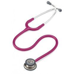 Stetoskop internistyczny 3M Littmann Classic III - malinowy