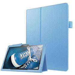 Etui Stand Cover Lenovo Tab2 A10-30/ 10 TB-X103 F/L Niebieskie - Niebieski