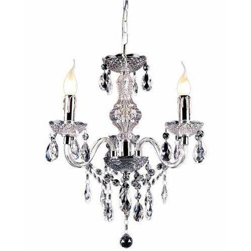 Lampy sufitowe, Żyrandol Whiz Clear E14