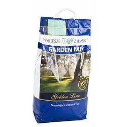 Trawa Najlepsze Trawy z Iławy Garden mix 5 kg