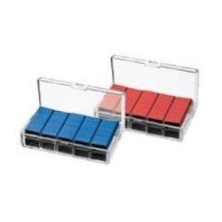 Zszywki 24/6 800szt czerwone KANGARO - 0402-0006-00