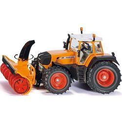 Siku, traktor Fendt z odśnieżarką
