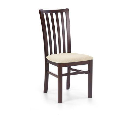 Krzesła, Krzesło drewniane HALMAR GERARD 7