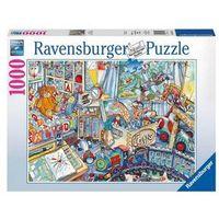 Puzzle, RAVEN. 1000 EL. Zabawki, Zabawki, Zabawk