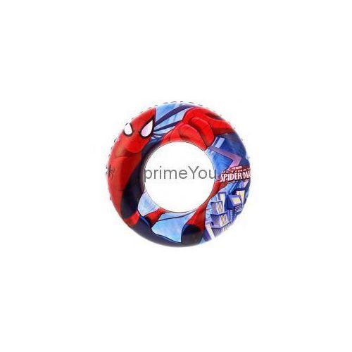 Zabawki dmuchane, Kółko nadmuchiwane Spider -man