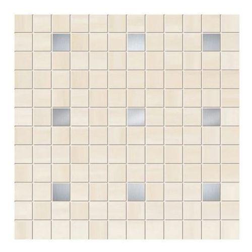 Pozostałe płytki i akcesoria, Mozaika Onde Arte 29,8 x 29,8 cm kremowa
