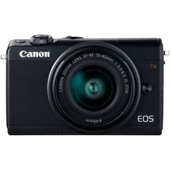 Aparat CANON EOS M100 + EF-M 15-45mm IS STM Edycja limitowana
