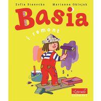 Książki fantasy i science fiction, Basia i remont - Wysyłka od 3,99 - porównuj ceny z wysyłką (opr. twarda)