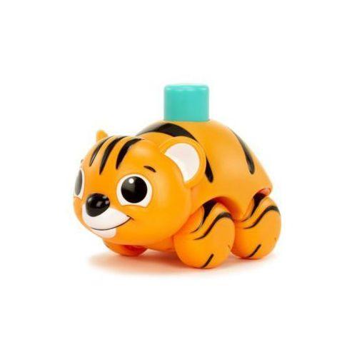 Interaktywne dla niemowląt, Naciśnij i jedź - tygrysek - DARMOWA DOSTAWA OD 199 ZŁ!!!