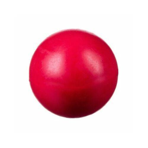 Piłki dla dzieci, Piłka kauczukowa, pełna L - red