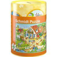 Puzzle, Puzzle 60 Skarbonka Na farmie -