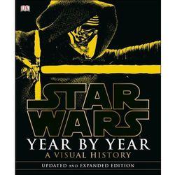Star Wars Year by Year A Visual History (opr. twarda)