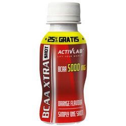 Activlab BCAA Shot 80ml Orange