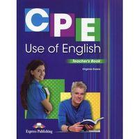 Książki do nauki języka, CPE Use of English Teacher' Book - Virginia Evans (opr. miękka)