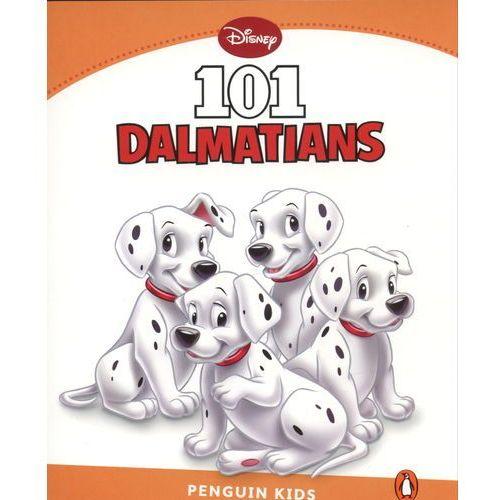 Książki do nauki języka, 101 Dalmatians Poziom 3 (opr. miękka)