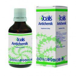 Antichemik 50 ml - Wspomaga oczyszczanie się organizmu z substancji chemicznych - JOALIS