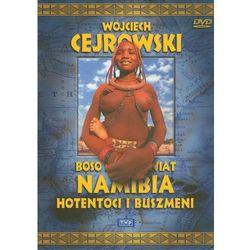 Wojciech Cejrowski. Boso przez świat: Namibia (*) (Płyta DVD)
