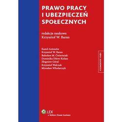 Prawo pracy i ubezpieczeń społecznych - Praca zbiorowa (opr. miękka)