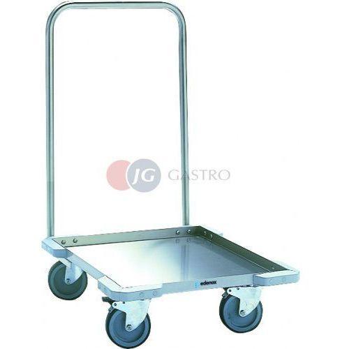 Wózki widłowe i paletowe, Wózek platformowy 587x627x900 do transportu koszy CC-55