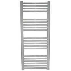 Grzejnik łazienkowy Wetherby wykończenie proste, 400x1200, Biały/RAL - paleta RAL
