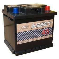 Akumulator 45AH ASSET P niska