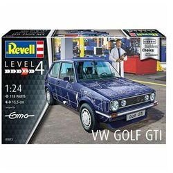 Model do sklejania VW Golf GTI Builders Choice