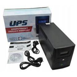 ZASILACZ AWARYJNY UPS BATERIA 800W+PROGRAM UPSILON