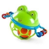 Pozostałe zabawki dla najmłodszych, Oball żabka