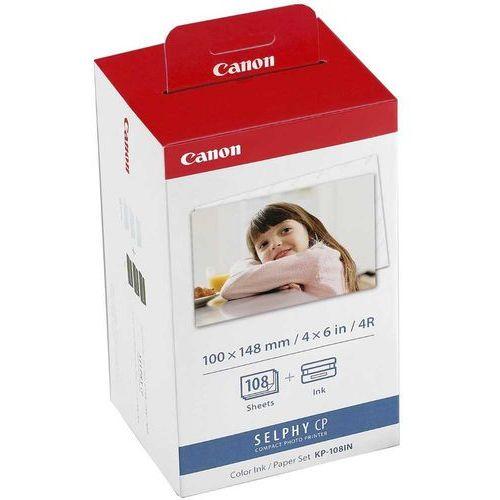 Papiery fotograficzne, Canon KP-108IN papier termosublimacyjny
