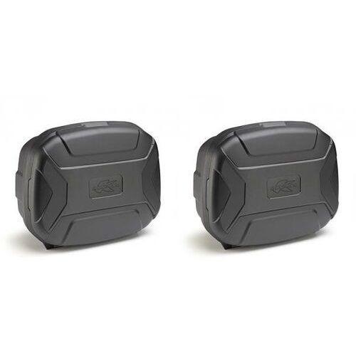 Kufry i bagażniki motocyklowe, Kappa kvc35n kufer centralny lub boczny 35l monokey black