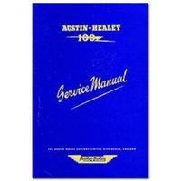 Biblioteka motoryzacji, Austin Healey 100 Workshop Manual