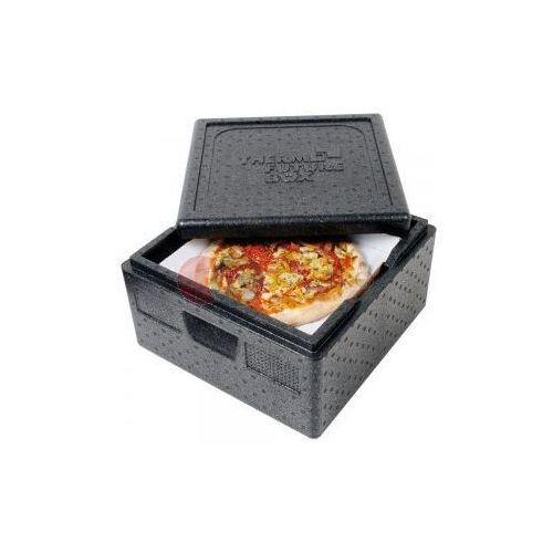 Kosze i pojemniki gastronomiczne, Pojemnik termoizolacyjny do pizzy 410x410x(h)330 mm 057301