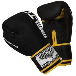 Beltor rękawice bokserskie Sparing 14oz czarne