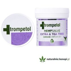 Maść konopna TROMPETOL Extra & Tea Tree 100ml
