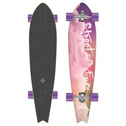 """Longboard Street Surfing Fishtail - Cloudy 42"""""""